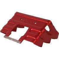 Dynafit 120mm (max. Skitaille 118mm)  Harscheisen  Rot