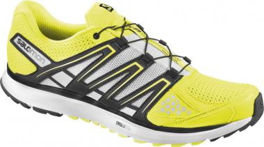 Salomon X-Scream  Runningschuh Fluo Yellow/Black/White Herren